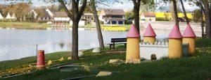 Mini-golf au Village loisirs de Goule