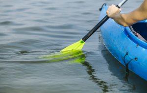 Kayak au Village loisirs de Goule